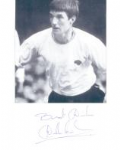 Unknown Footballer - Genuine Signed Autograph 8005